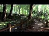 [WOA] Зов горы / Девочки-скалолазки / Yama no Susume - 3 серия [Comina]